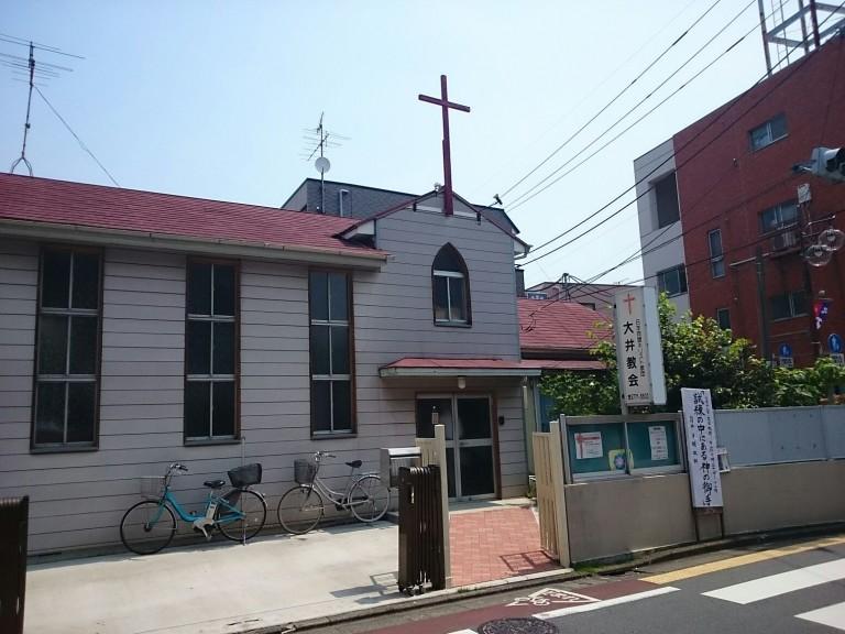 日本同盟基督教団大井教会ホーム...